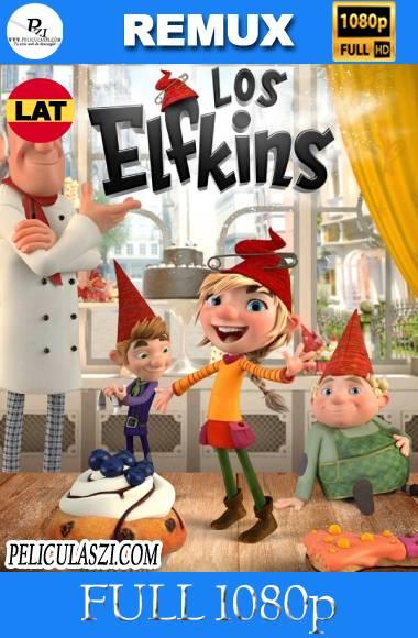 Los Elfkins (2019) Full HD REMUX 1080p Dual-Latino VIP
