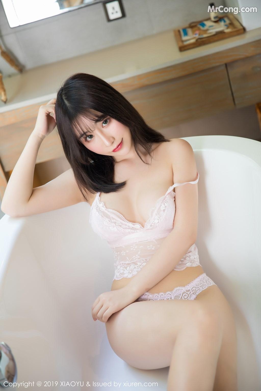 Image XiaoYu-Vol.147-Cherry-MrCong.com-041 in post XiaoYu Vol.147: 绯月樱-Cherry (66 ảnh)