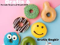 Promo Dunkin Donuts Kedaton Bandar Lampung, Buruan!!!