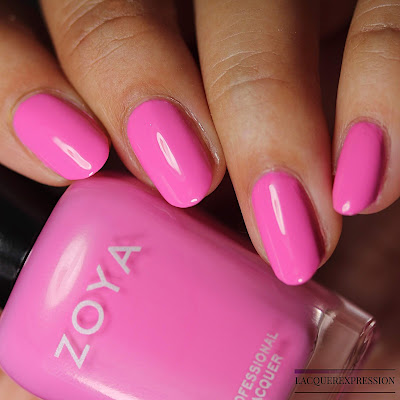 Nail Polish Swatch and Review of Zoya Sandy from the Zoya Sunshine Collection for Summer 2018