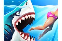 Hungry Shark World Mod Apk v3.6.0 Unlimited Coins Gratis