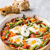 Asparagus, Sweet Potato And Tomato Shakshouka...