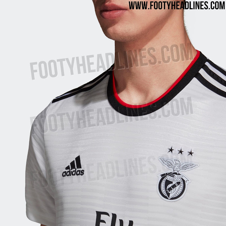 premium selection cbe99 681a4 Benfica 18-19 Away Kit Released - Footy Headlines