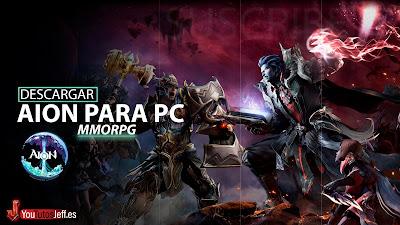 Brutal MMORPG para PC 😍 Descargar AION para PC GRATIS