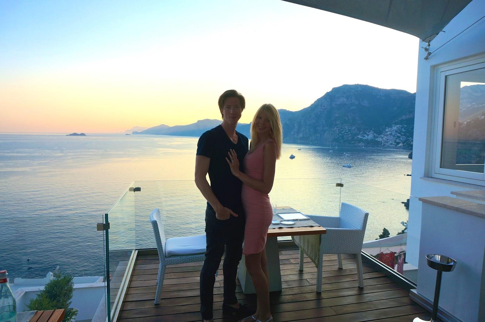 Our Honeymoon: Positano's Hidden Gems