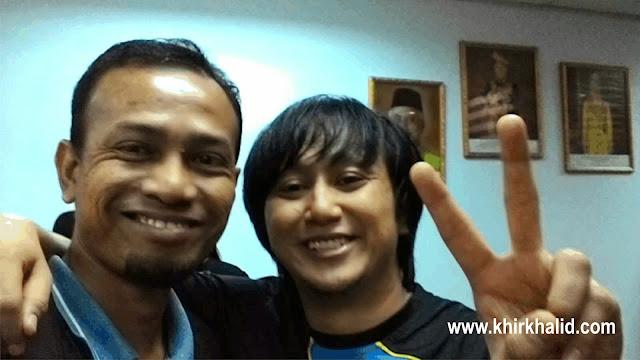 Radhi OAG di The Beat Of Youth 4UTC, UTC Pudu Central