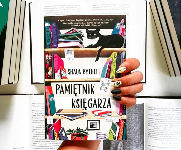 Pamiętnik księgarza - Shaun Bythell