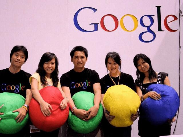 bekerja di google