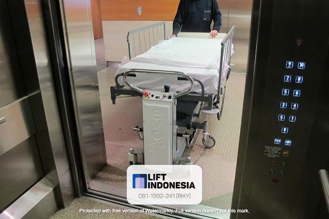 harga lift rumah sakit Tangerang Selatan