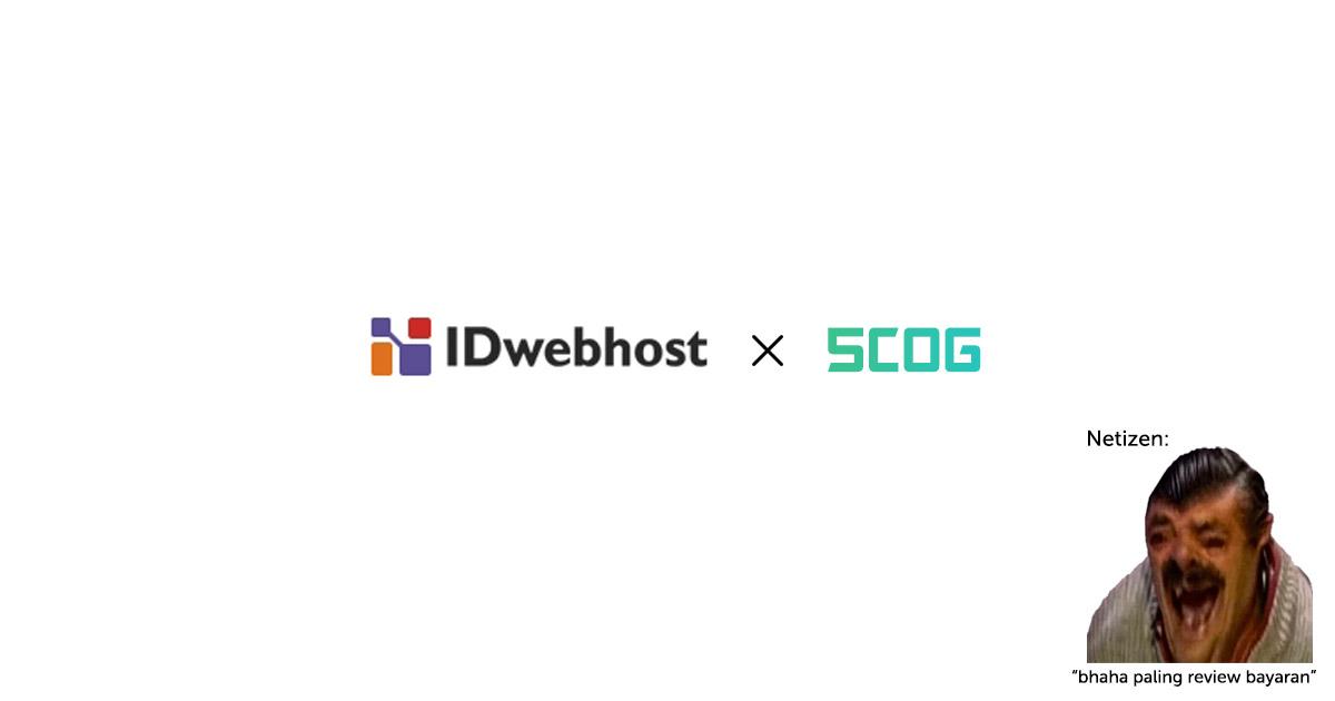IDwebhost x 5COG