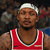 Bradley Beal Cyberface, Hair Update and Body Model By mrk326 [FOR 2K21]