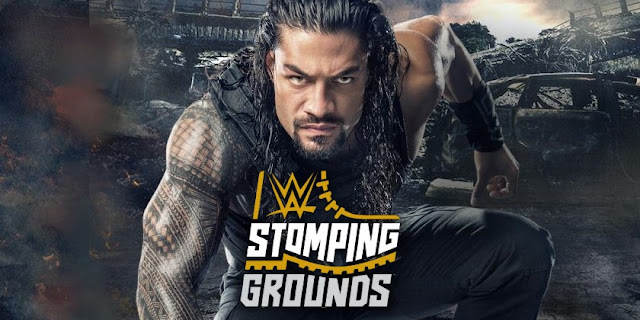 Low WWE Stomping Grounds Attendance