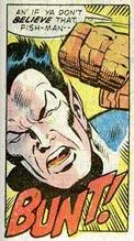 Fantastic Four 147-Buckler-JoeSinnott