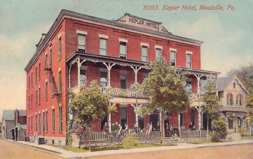 Kepler Hotel