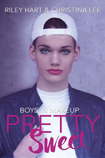 Pretty sweet   Boys in makeup #2   Riley Hart & Christina Lee
