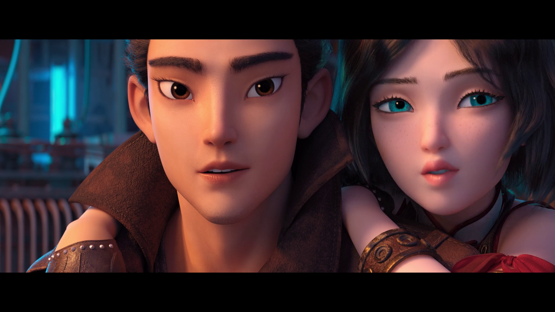 Nezha: El renacer de un dios (2021) 1080p WEB-DL Latino