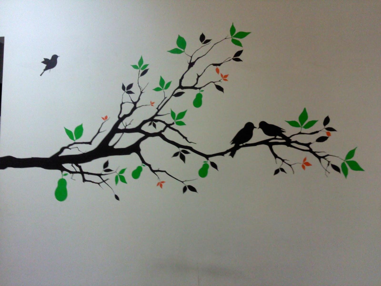 The Wall Decal Blog Gerbera On Grass Decal And Jackfruit
