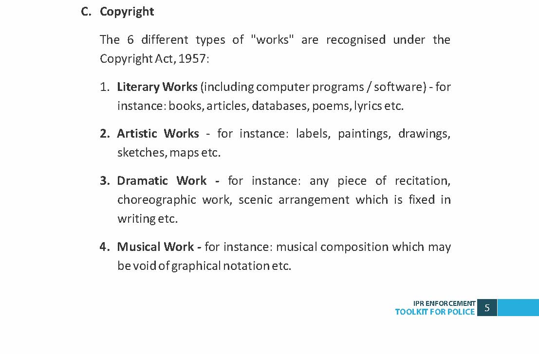 how to write copyright   Template