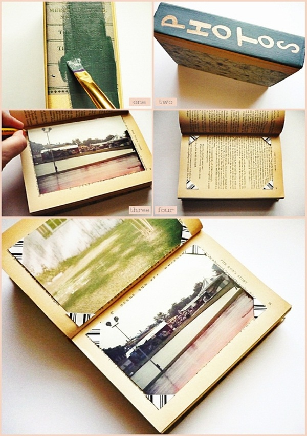 DIY Projects for book lovers