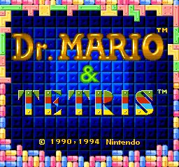 Descargar Tetris Dr Mario Para Snes Nintendomania