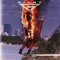 Giant [Time to burn - 1992] aor melodic rock music blogspot full albums bands lyrics