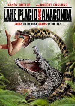 Lake Placid Vs. Anaconda 2015 UNRATED Dual Audio Hindi 720p WEBRip 900mb