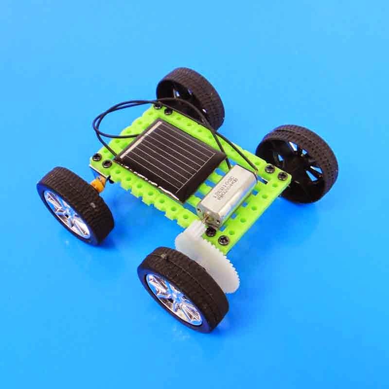 Into To Tech Amp Design Solar Car