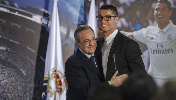 خبر ناري.... خروج كريستيانو من ريال مدريد