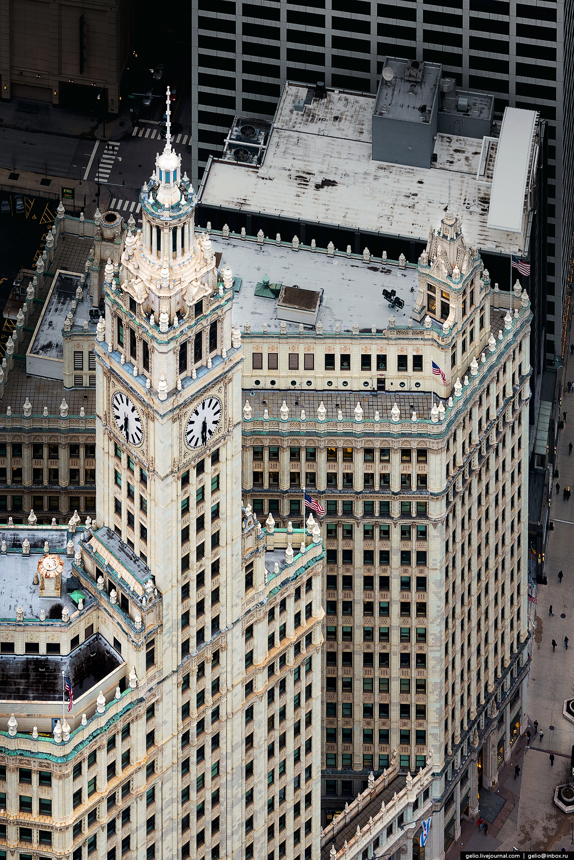 Обои небоскребы, мичиган, chicago, чикаго, иллиноис. Города foto 10