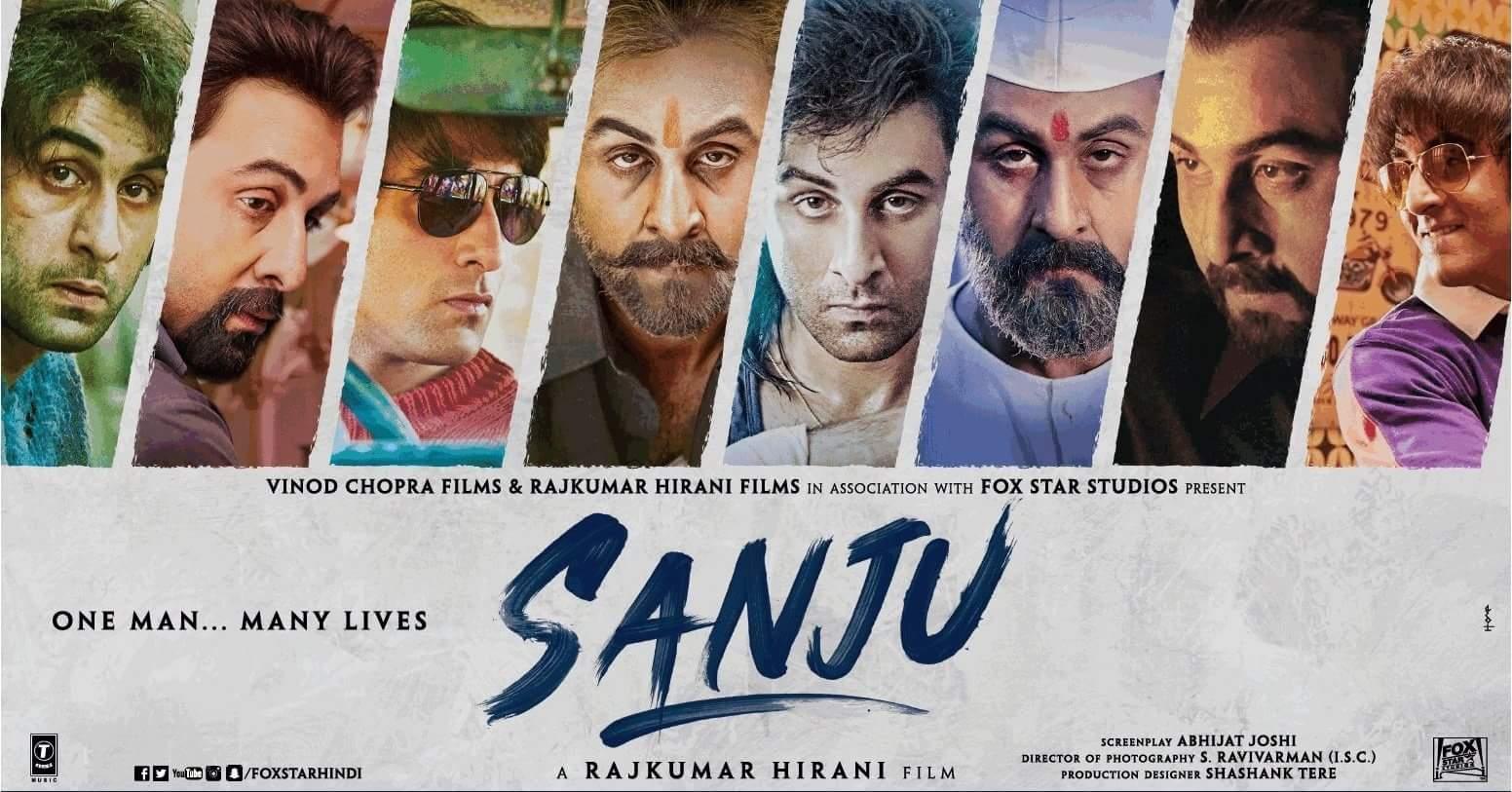 SANJU (2018) con RANBIR KAPOOR + Jukebox + Sub. Español + Online Sanju%2Btv%2Bpremier