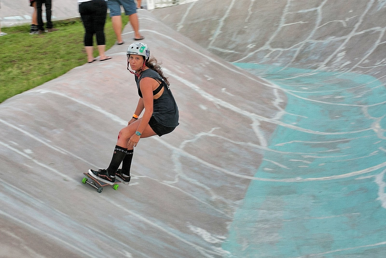 Zumiez roller skates - Elise Crigar The Amazing Person Who Made All This Happen For The Girl S Skateboard Community
