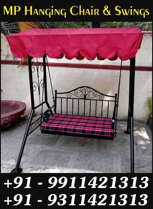 Garden Swings, Outdoor Jhula, Hanging Swing Chairs