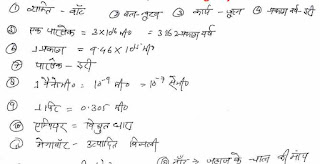 General Science for Railway