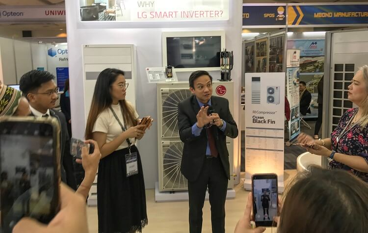 LG Electronics Launches New Single Commercial Air Conditioners