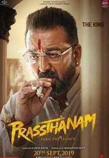Download Prassthanam (2019) Full Movie 480p HDCAM