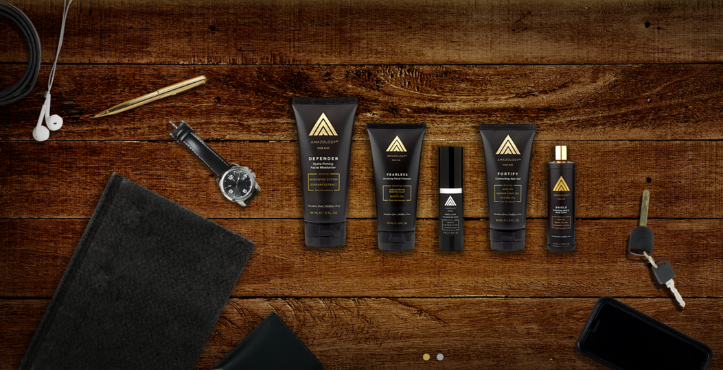Amazology - Hair and Skincare for Men