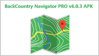 BackCountry Navigator PRO v6.0.3 APK