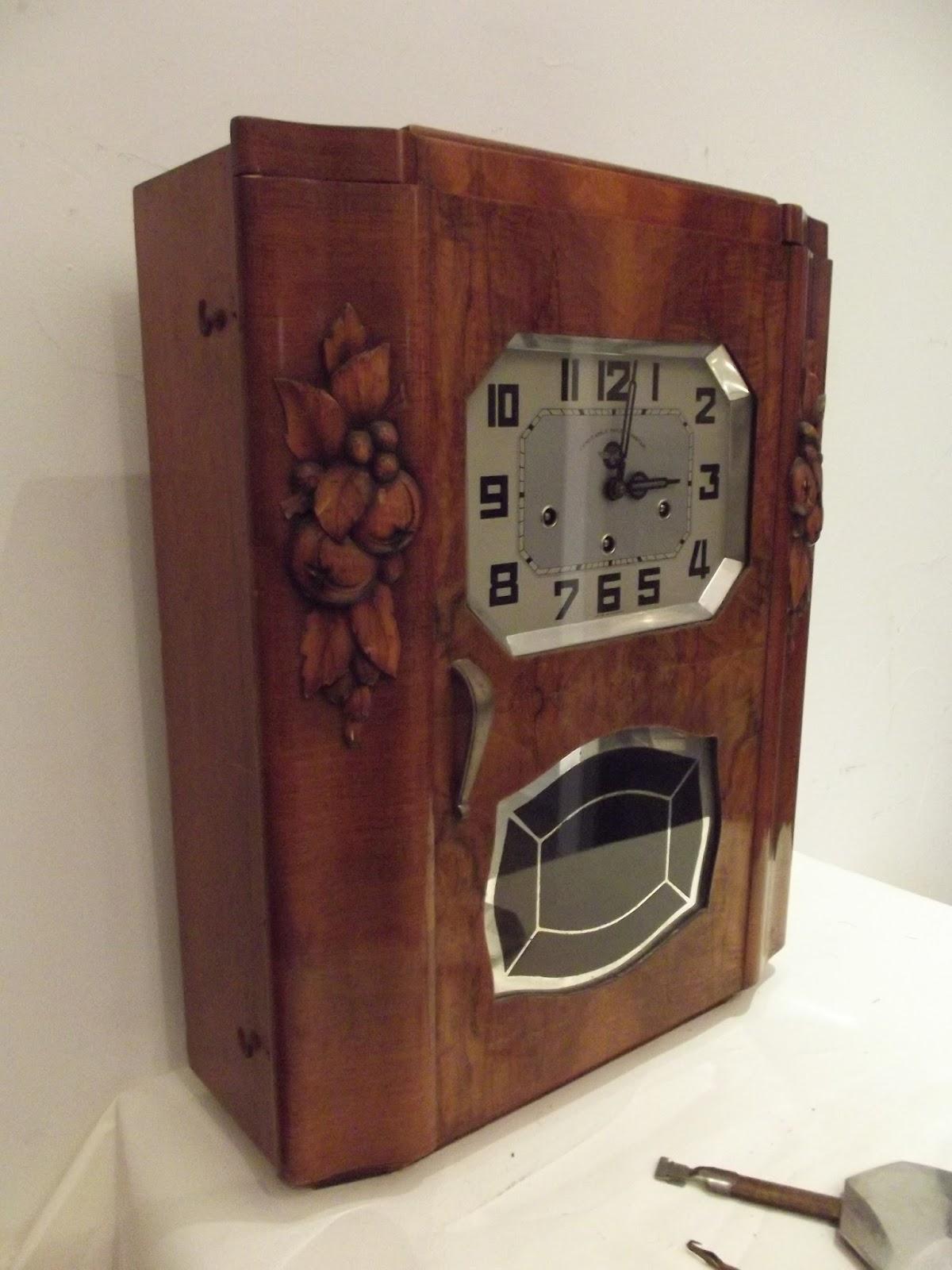 ancien carillon foret noire carrez veritable westminster a restaurer no odo. Black Bedroom Furniture Sets. Home Design Ideas