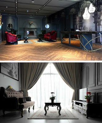 Zetter Suites Hotel Apartment suasana mewah
