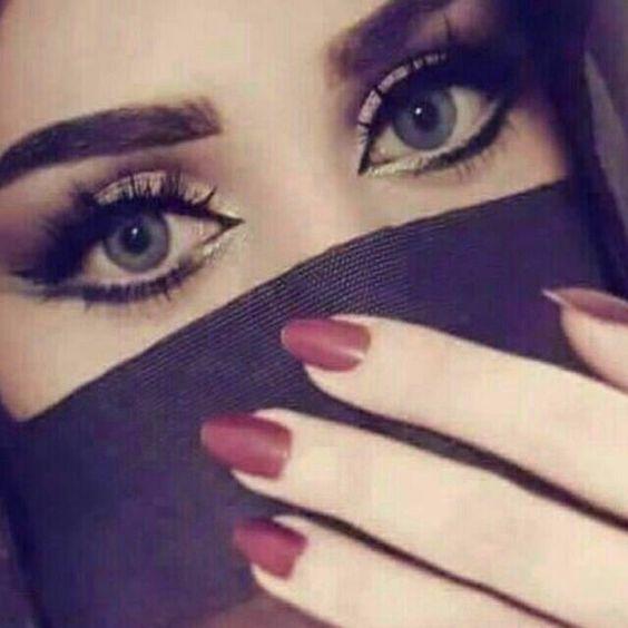 Beautiful Arab Eyes 01 Ramziyat
