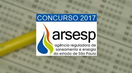 Apostila concurso Arsesp SP 2017