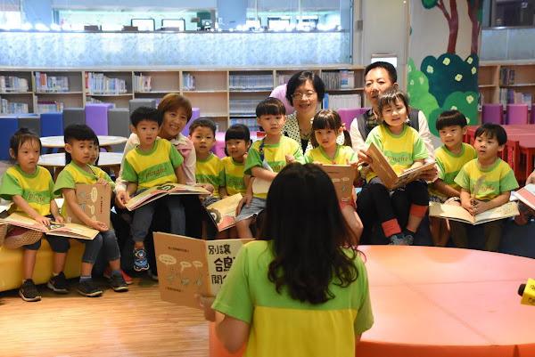 彰化縣文化局引領閱讀樂趣 彰化閱讀節圖書故事動起來