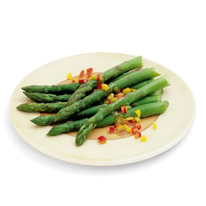 Asparagus Salad with Sweet Pepper Confetti Recipe