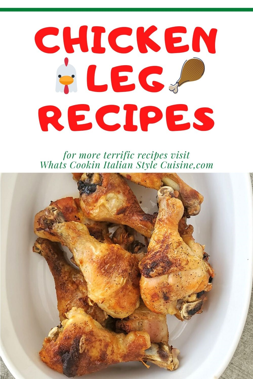 there are more than 12 ways and ideas on how to make chicken legs and this is the pin for later for pinterest