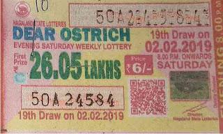 Rajshree Lottery Result
