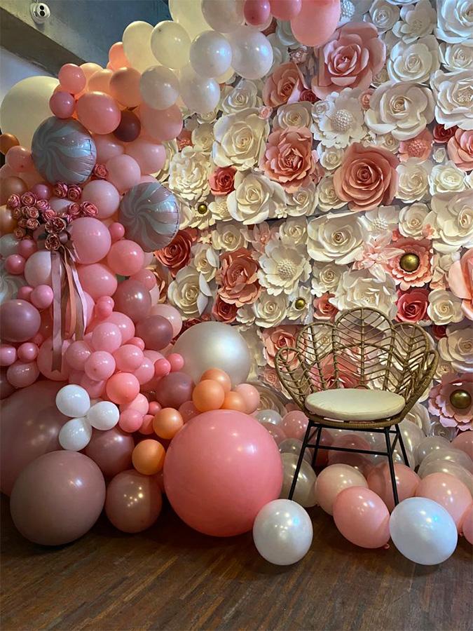 Czas na Baby Shower, czyli balonowe szaleństwo z tenDOM.pl