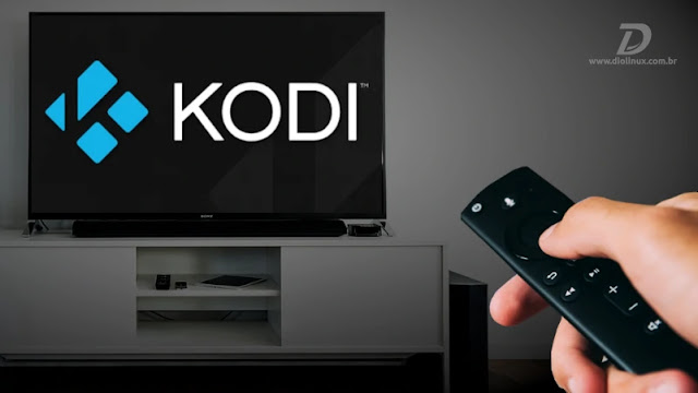 central-multimídia-kodi-cinema-linux-flatpak-tv-digital-filmes-musicas