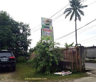 tempat makan enak mie ayam maju 5858 mapan pekanbaru