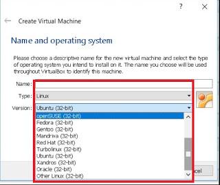 Tutorial Menampilkan OS 64 bit di Virtual Box untuk Membuat Virtual Machine