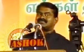Seeman Speech 11-05-2016 Kancheepuram